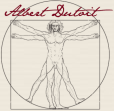 Albert Dutoit Clinical Massage Logo
